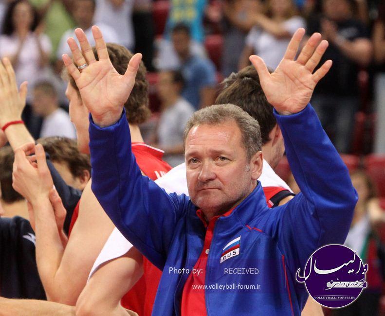 وورونکوف: از بازی ایران سورپرایز نشدیم چون می دانستیم تیم قدرتمندی است