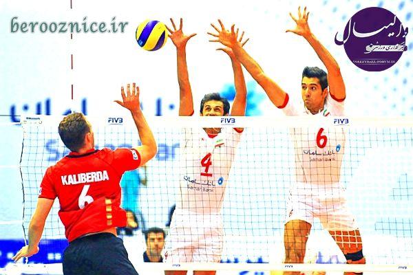 محمد رضا داورزنی : تیم ملی والیبال ایران با آمریکا در لس آنجلس بازی تدارکاتی میکند !
