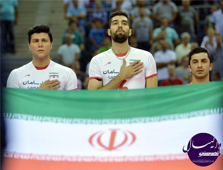سومین پیروزی ایران در مسابقات جهانی / صعود به مرحله دوم قطعی شد !
