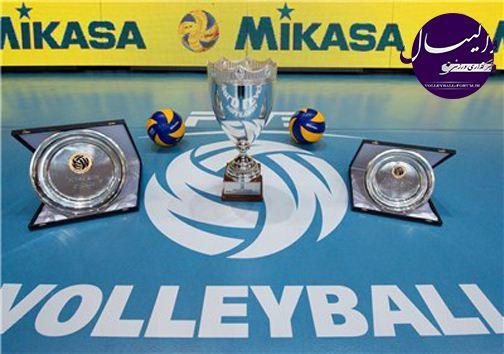 جزئیات کامل برگزاری رقابت های لیگ جهانی والیبال 2015