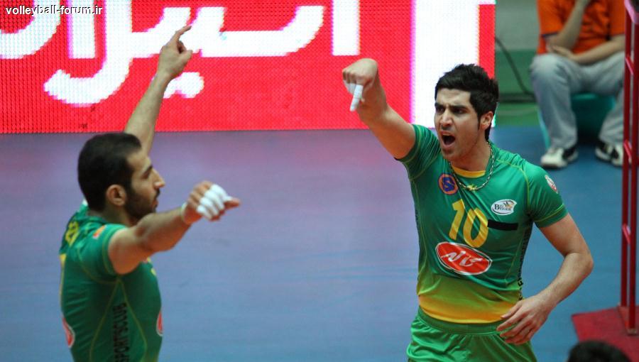 شهرام محمودی : با تمام انرژی تمرین می کنم /توقعات زیاد استرس زا می شود !