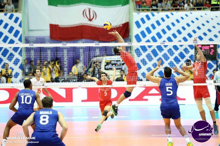 برنامه تمرین های تیم ملی والیبال ایران و ایتالیا در سالن 12 هزار نفری آزادی !