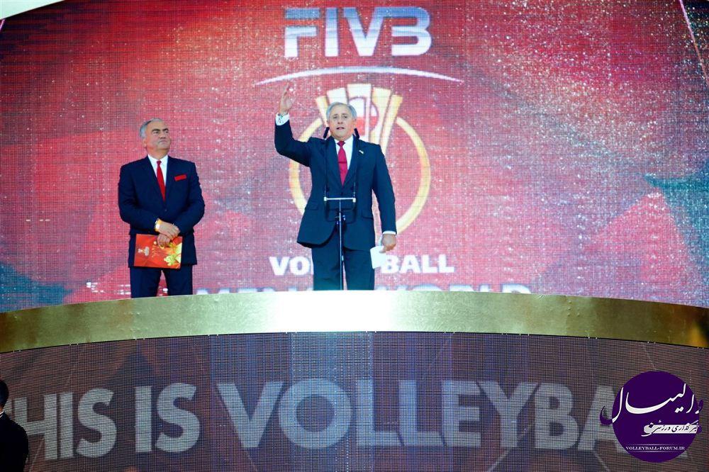 Fivb اختلاس مالی رئیساش را تکذیب کرد
