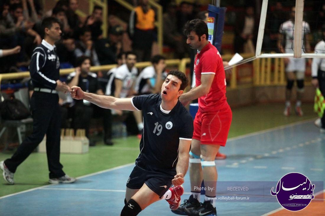 برنامه مرحله نیمه نهایی لیگ برتر والیبال اعلام شد / نبرد نماینده های آذربایجان برای فینال !