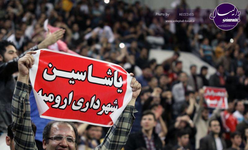 یوسفی : تدارک 20 دستگاه اتوبوس برای اعزام هواداران تیم شهرداری ارومیه به تهران