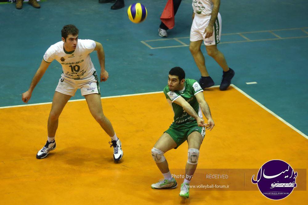 مدیر عامل نوین کشاورز : والیبال ایران توانایی برگزاری لیگ برتر با 16 تیم هم دارد