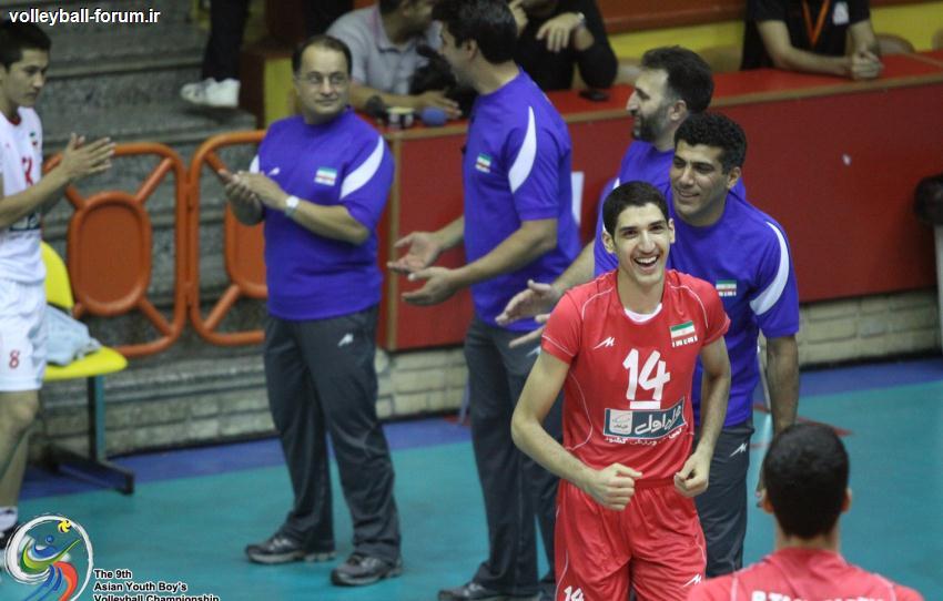 محمد جواد معنوی نژاد کاپیتان تیم ملی نوجوانان در مکزیک شد !