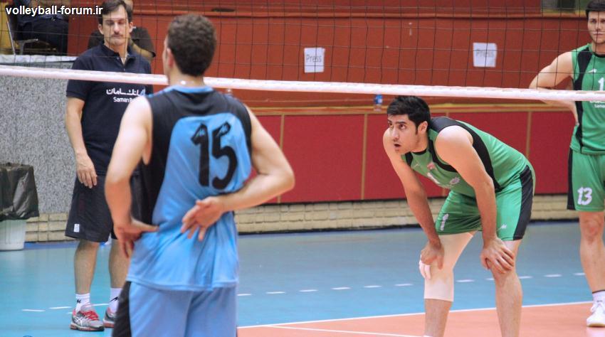 گزارش تصویری از آخرین مرحله اردوی آمادگی تیم ملی والیبال در تهران !