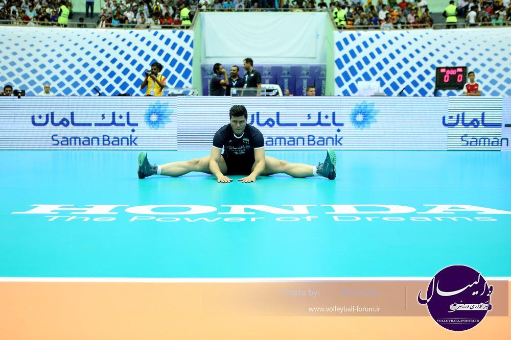پخش زنده دیدارهای والیبال ایران در لهستان از شبکه سوم سیما !