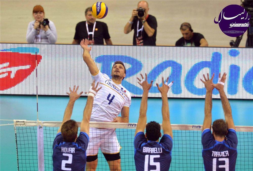 نتایج کامل گروه D و A مسابقات جهانی درپایان دیدار های دوم / ایران صدر نشین گروه D ماند!