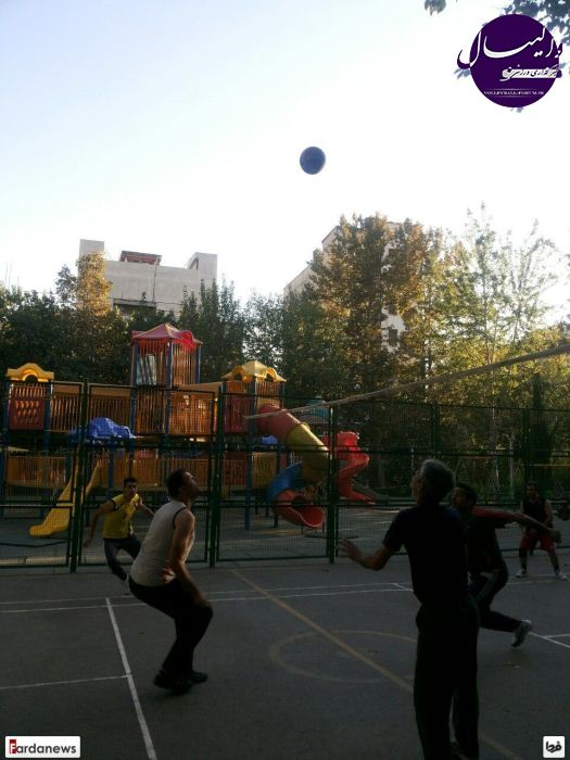 رشد روز افزون والیبال بین مردم کوچه بازاری/فوتبال کمرنگ تر از پیش + تصاویر