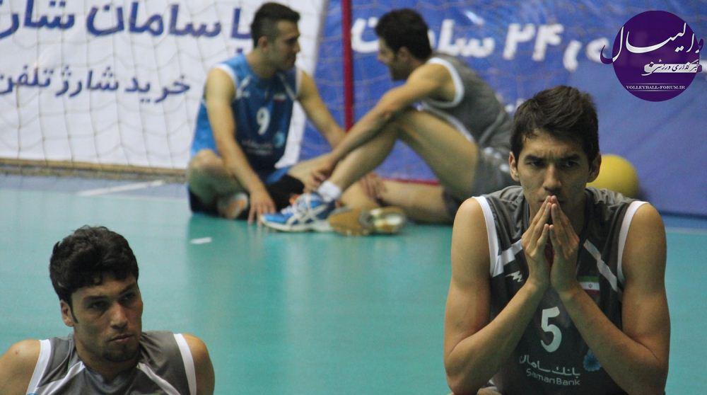 پزشک تیم ملی والیبال: امیدواریم فرهاد قائمی به جام ملتها برسد !