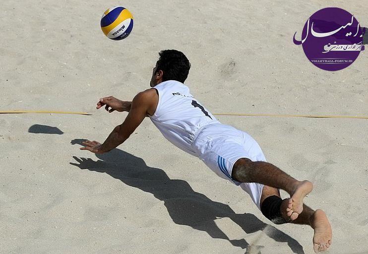 دبیر کمیته ی والیبال ساحلی : حامي واليبال سالني، ساحلي را هم حمايت مي كند !