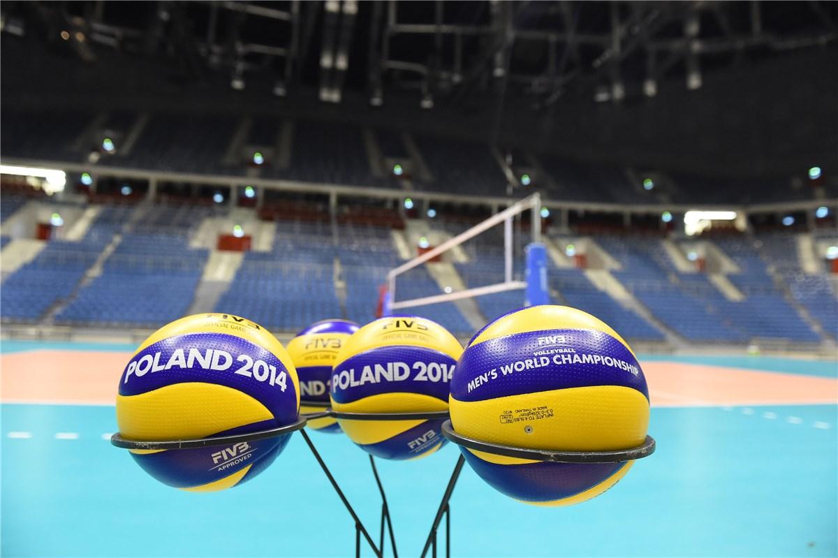 نتایج کامل دیدارهای مرحله گروهی والیبال قهرمان جهان +جدول رده بندی !