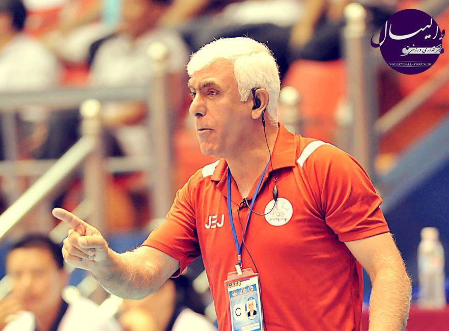 الزامات والیبال برای رسیدن به مدال المپیک/عباس برقی: بعید میدانم والیبال در کوتاه مدت به مدال المپیک برسد!