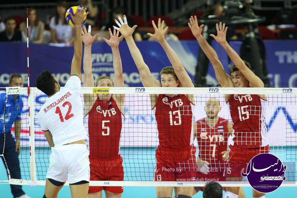 موزرسکی: از عملکرد خوب بازیکنان ایران شگفت زده شدیم !