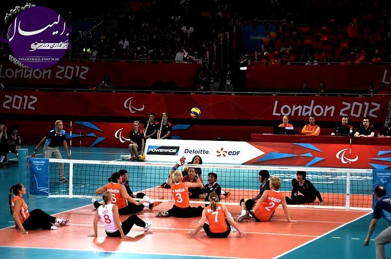 رقابتهای والیبال نشسته قهرمانی۲۰۱۴آسیا : بانوان ایران مغلوب چین شدند !