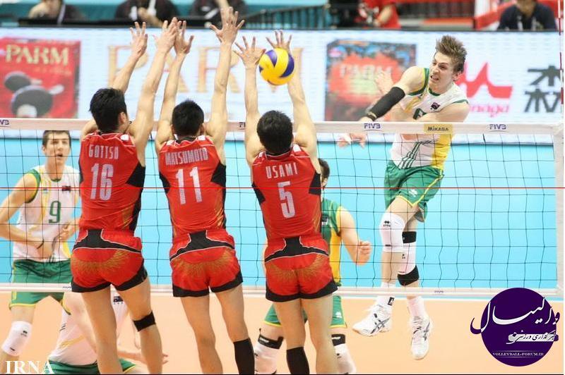 تیم ملی والیبال استرالیا اردیبهشت ، برای برگزاری بازی دوستانه به ایران میآید !