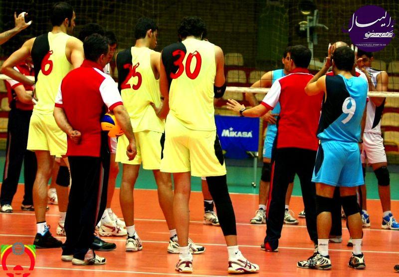وکیلی 55 بازیکن را به اردوی انتخابی تیم ملی والیبال جوانان 93 دعوت کرد !