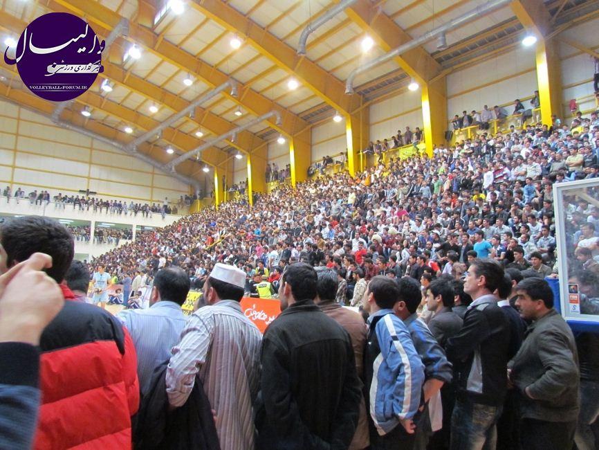 سرزمین والیبال کجاست !؟/چرا می گویند پایتخت والیبال ایران گنبد است!؟