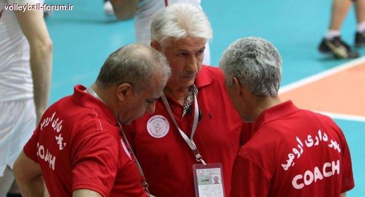 ابراهیم وطن پرست: با اعتماد به نفس در لیگ جهانی والیبال شرکت کنیم !