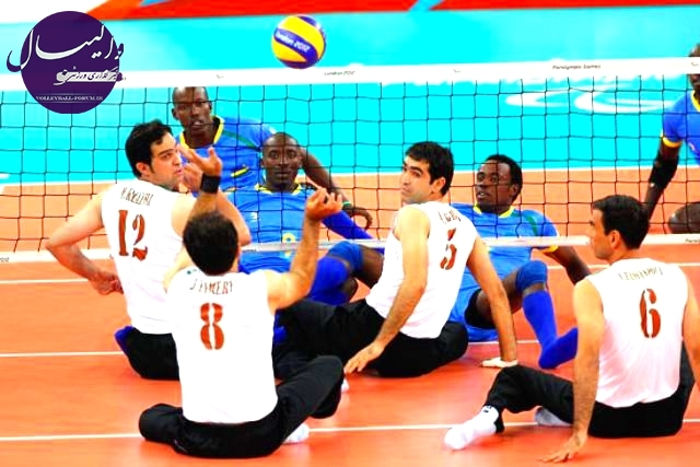 مسابقات والیبال نشسته قهرمانى آسیا در مشهد برگزار میشود !