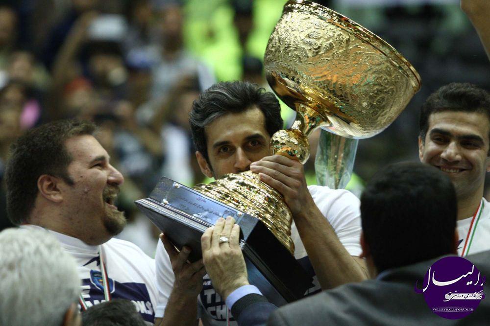 برنامه و نتایج مسابقات لیگ برتر والیبال مردان باشگاههای کشور – فصل ۹۳