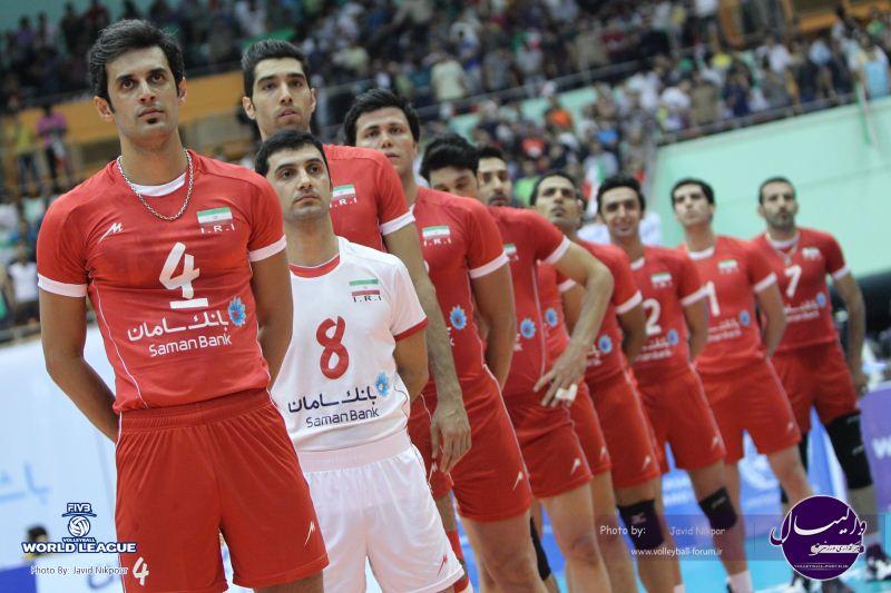 14 مرد والیبال ایران در قهرمانی جهان معرفی شدند/علیرضا نادی و قرا خط خوردن !