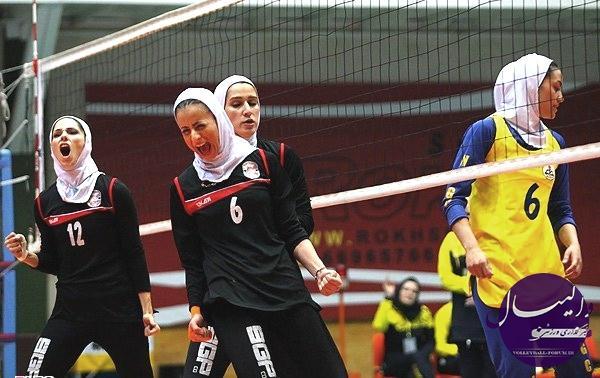 باخت ورامینی ها در اولین روز جام باشگاه های والیبال بانوان آسیا + گزارش بازی