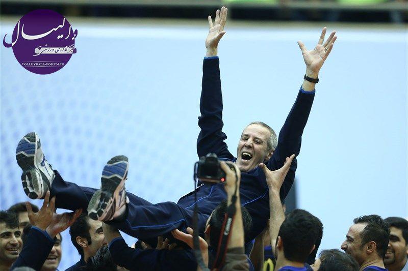 سرمربی تیم متین ورامین ، بانیولی: قهرمانی در لیگ برتر ایران جذابیت های خود را دارد !