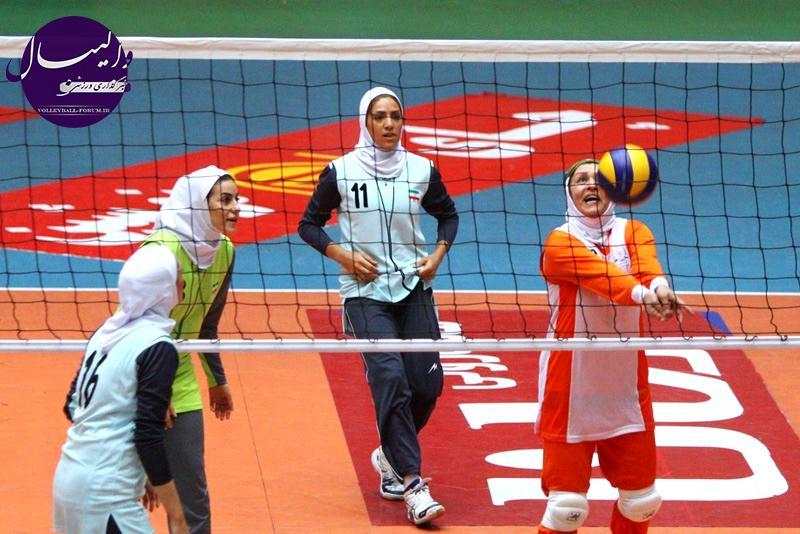 شکست تیم والیبال بانوان متین ایران مقابل ژاپن در جام باشگاه های آسیا !
