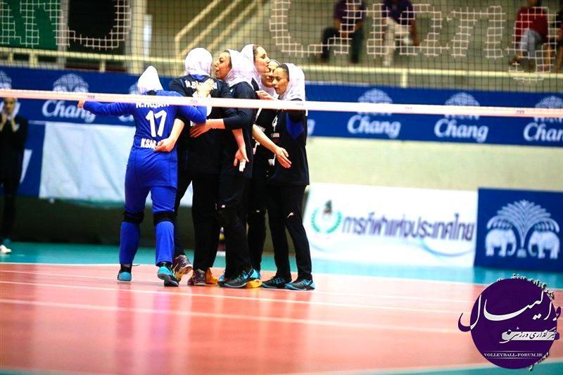 برنامه مرحله دوم جام باشگاه های والیبال زنان آسیا