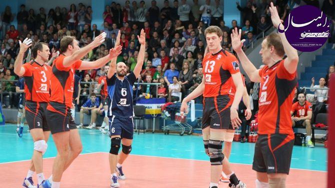 تیم والیبال Belogorie Belgorod قهرمان باشگاه های اروپا در فصل 142013 شد !