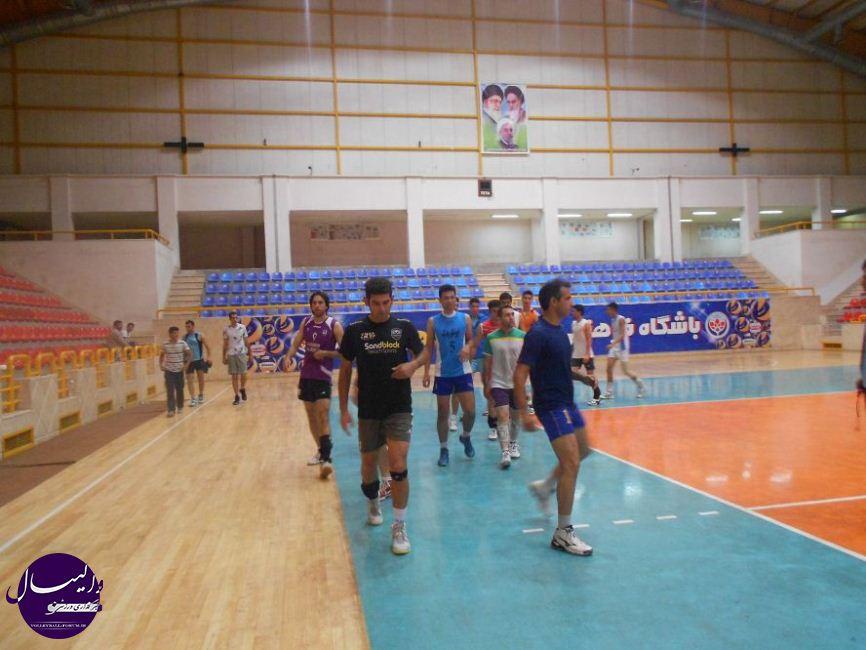 باشگاه والیبال تعاون گنبد طی مراسمی در محل سالن المپیک گنبد ، افتتاح می گردد