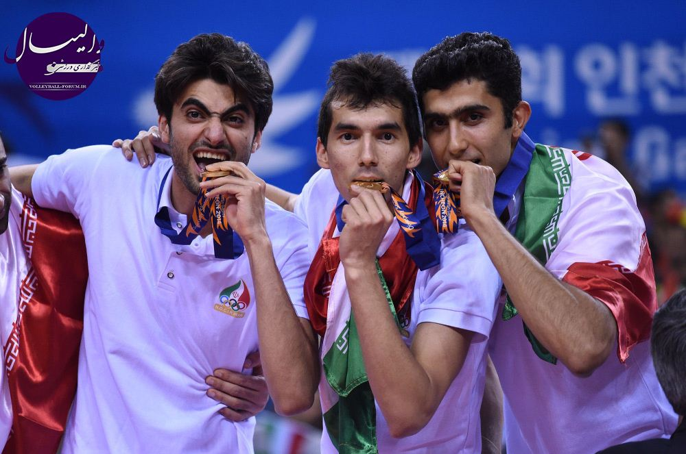 گروه بندی رقابت های والیبال قهرمانی مردان آسیا 2015 مشخص شد