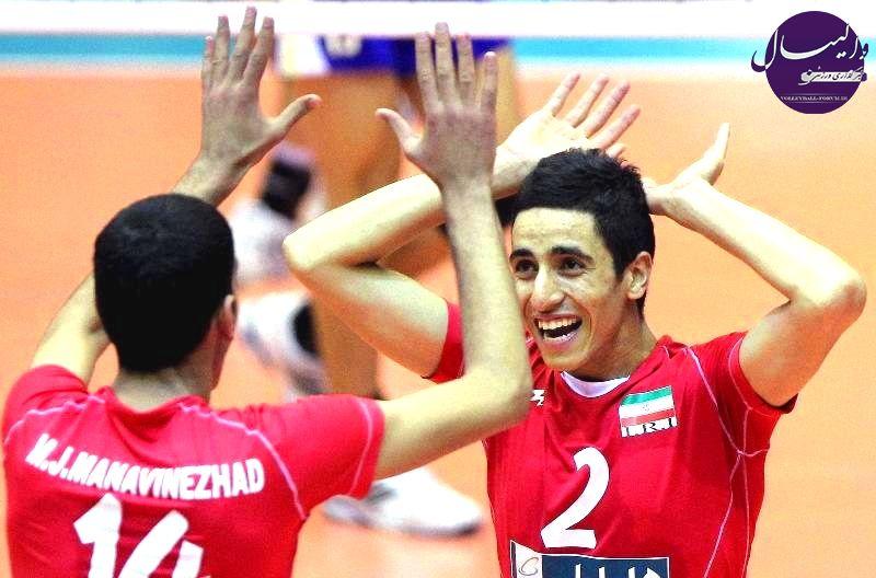 بدرقه تیم والیبال دانشآموزی ایران / نماینده ایران امشب به پرتغال میرود !