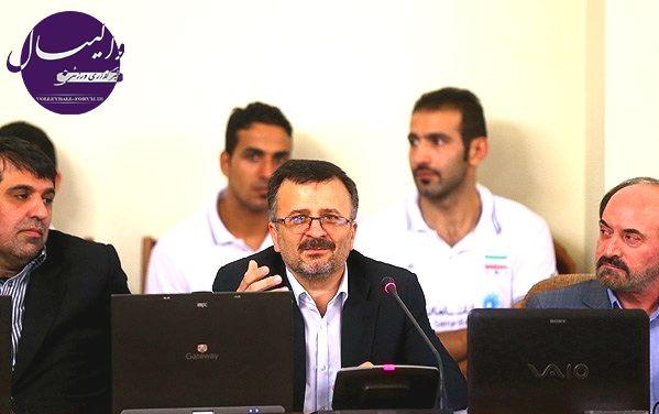 داورزنی : به کواچ گفتم اگر باور داری ایران روی سکوی المپیک میرود، بیا !