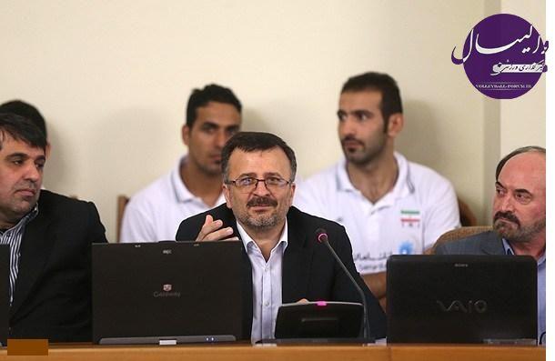 محمد رضا داورزنی : مشکل پخش HD در لیگ جهانی 2014 در حال بر طرف شدن است !