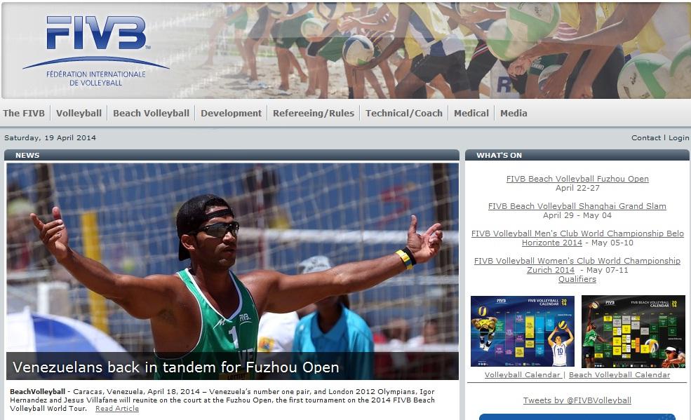 اعتراض ایران در مقابل اشتباه FIVB در درج نادرست نام قهرمان تور اقیانوسیه-آسیا !
