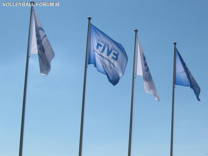 نشست رییس FIVB با روسای کنفدراسیونها !