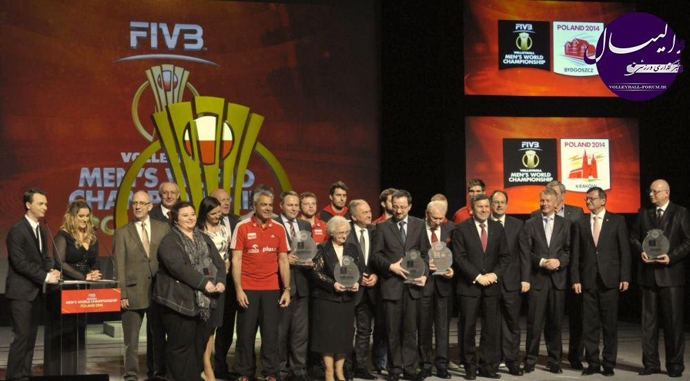 رقابت های جام جهانی 2014 والیبال:23 تیم از 154 کشور متقاضی، راهی لهستان می شوند !