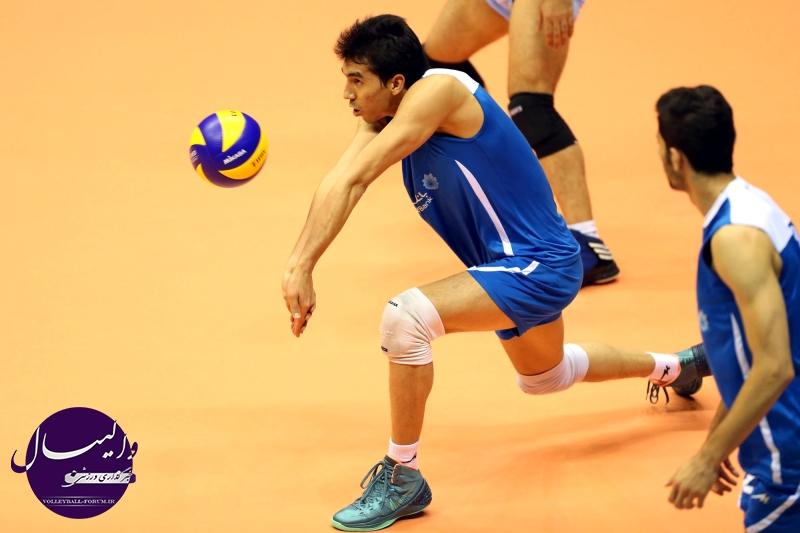 افروزی ، پزشک تیم ملی والیبال : قائمی مشکلی برای بازی با ایتالیا ندارد !