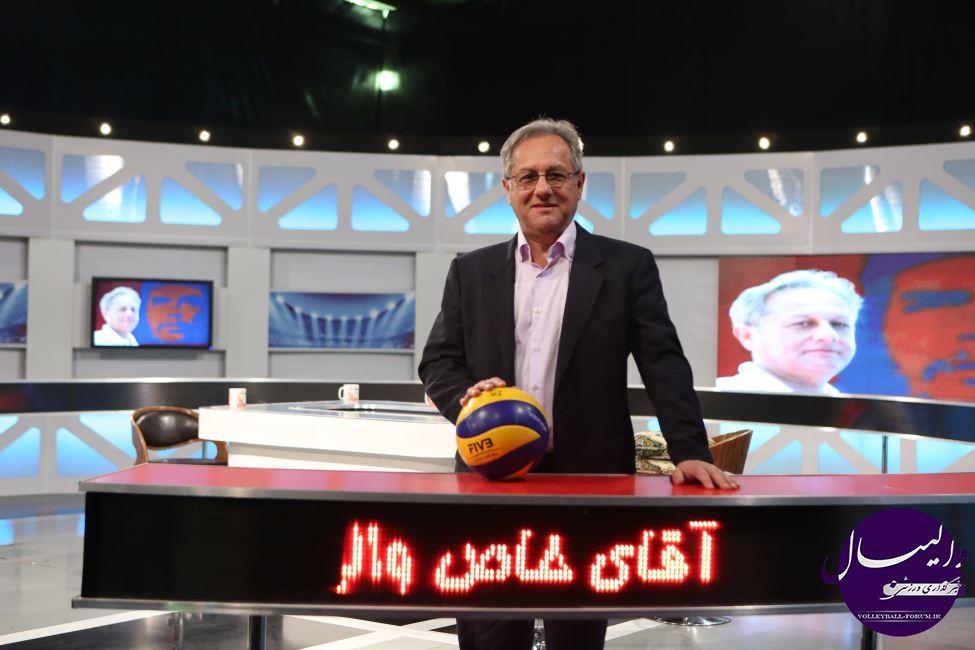 شهنازی : ولاسکو تیم ملی ایران را به خود باوری رساند / معروف برند والیبال ایران است