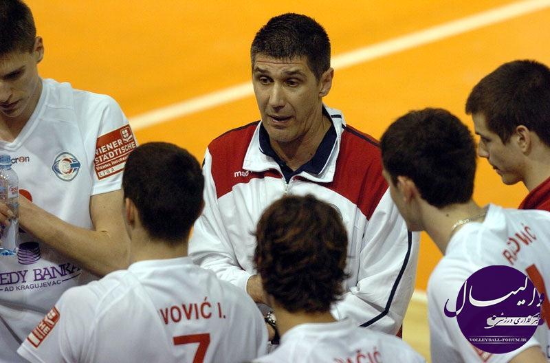 سری A۱ والیبال ایتالیا : چگونه شکست پروجا به سود تیم ملی ایران است؟