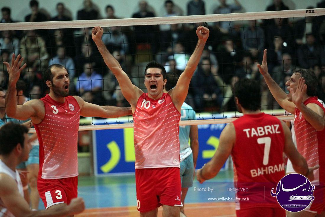تهران دیگر میزبان مرحله نهایی لیگ برتر والیبال نیست !