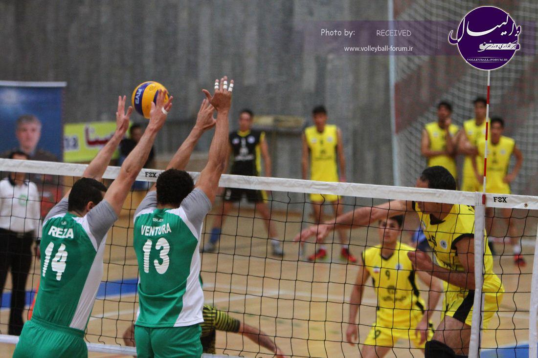 نتایج لیگ دسته یک /ذوب آهن تنها میهمان پیروز هفته هفتم لیگ دسته یک