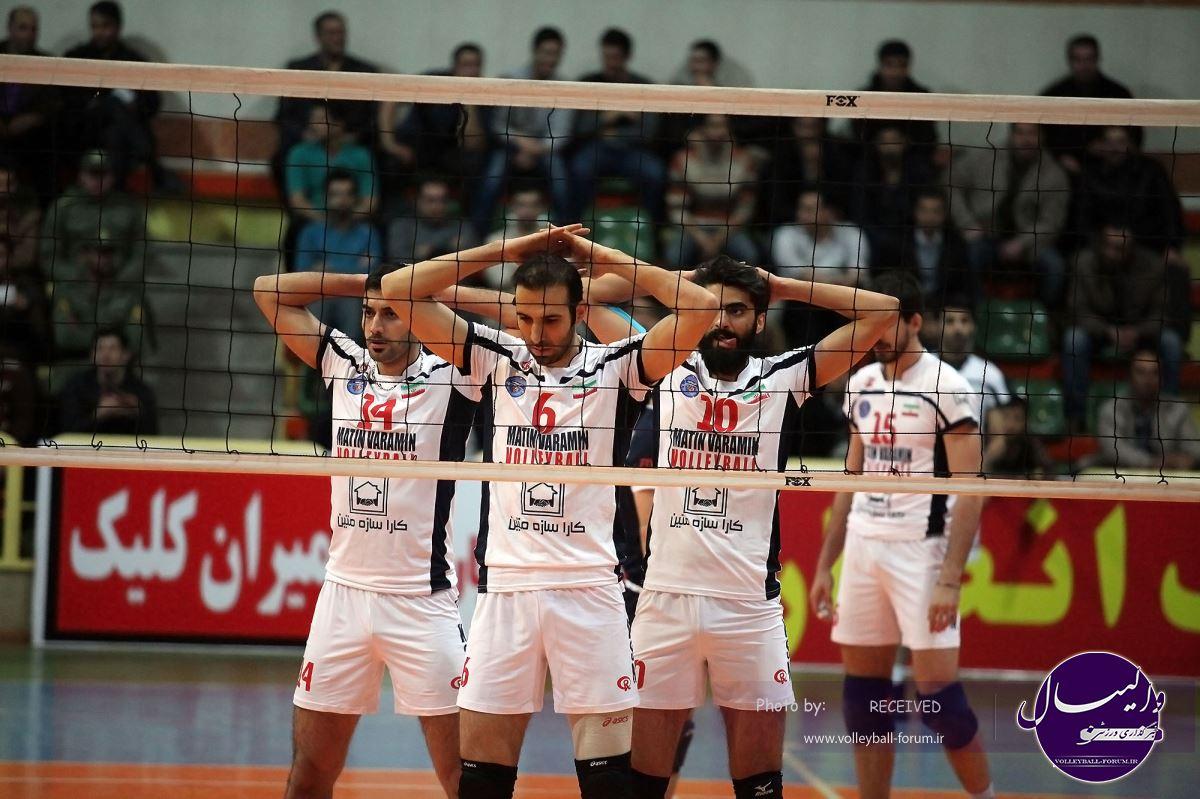 عطایی : شهرداری تبریز مستحق پیروزی بر متین ورامین بود !