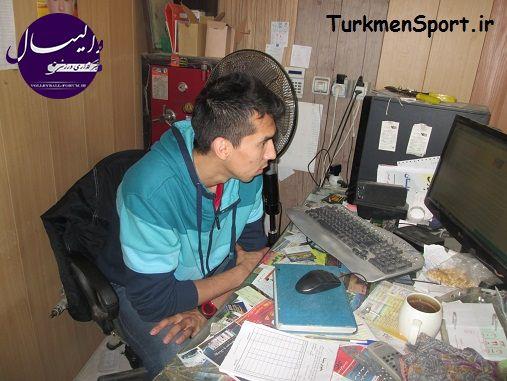 مصاحبه مفصل و اختصاصی با فرهاد قائمی / پسر طلائی ترکمن صحرا از علایقش می گوید !