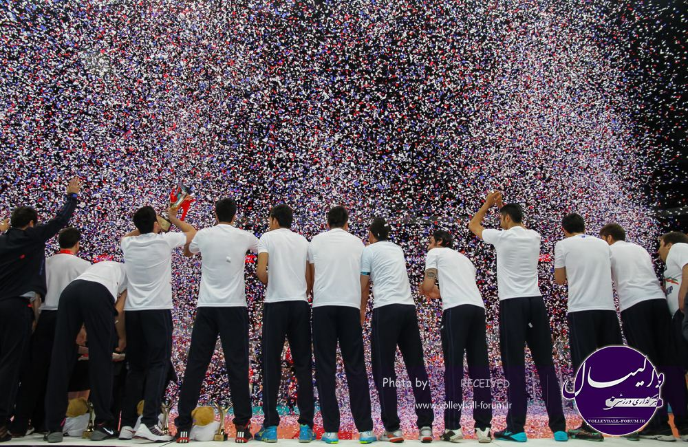 برنامه دیدار های متین ورامین در جام باشگاه های والیبال 2014 جهان مشخص شد !