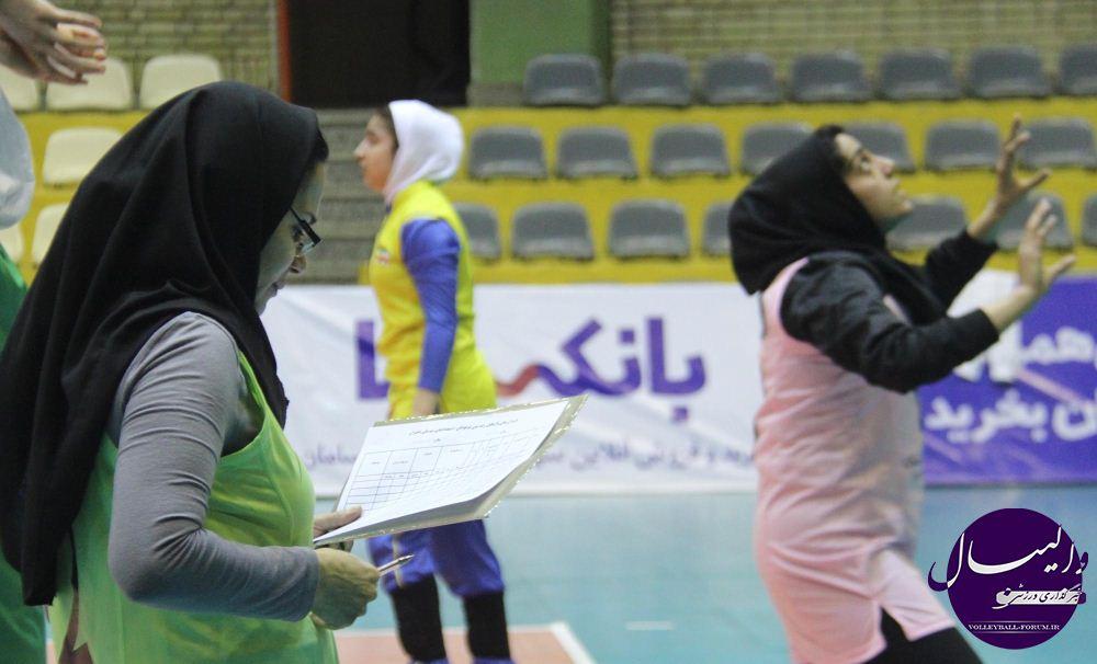نخستین مرحله اردوی انتخابی استعداد ها به پایان رسید/29 نفر از بین 204 نوجوانان دختر انتخاب شدند